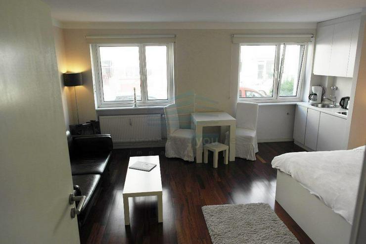 Bild 2: 1-Zimmer Apartment in München-Nymphenburg / Neuhausen