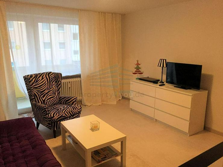 Bild 4: 2-Zimmer möblierte Wohnung nähe BMW / München-Milbertshofen