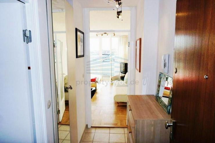 Bild 2: Möblierte 1-Zi. Wohnung mit Balkon in München - Schwabing