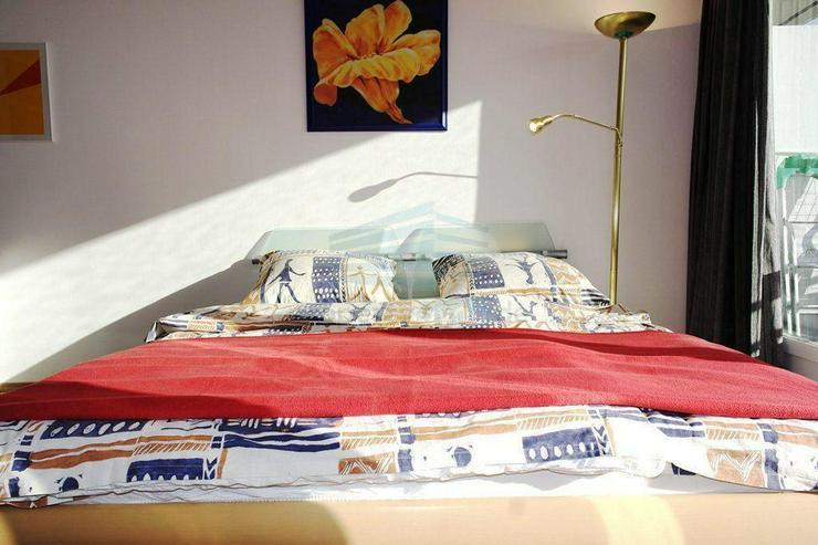 Möblierte 1-Zi. Wohnung mit Balkon in München - Schwabing - Bild 1