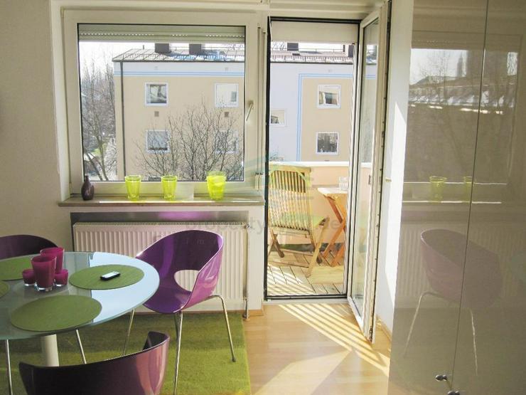 Bild 2: Möbliertes 1-Zimmer City Apartment in München Au-Haidhausen