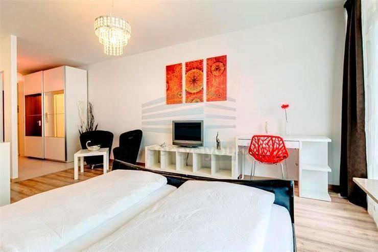 Bild 3: Möbliertes 1-Zi. Apartment 38qm / München-Moosach