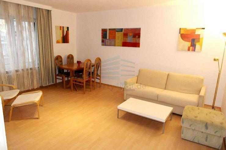 Bild 4: Möblierte 2-Zi. Wohnung mit Balkon in München - Glockenbachviertel