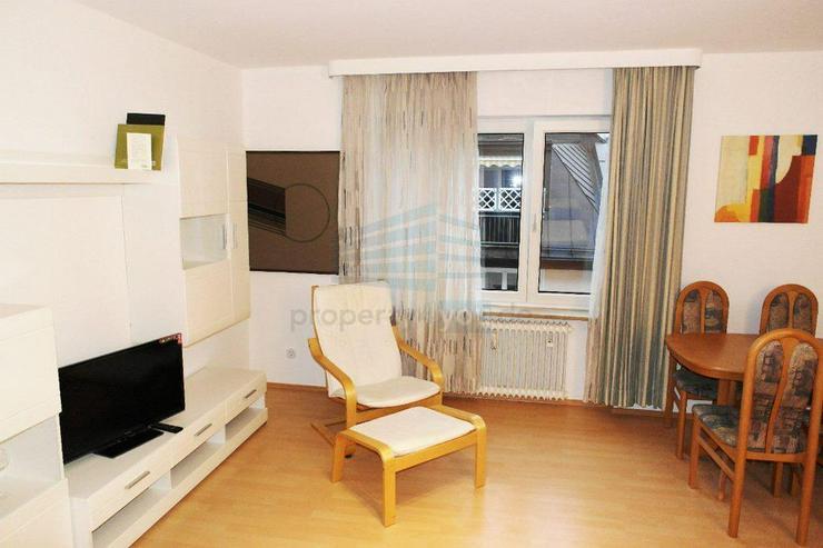 Bild 3: Möblierte 2-Zi. Wohnung mit Balkon in München - Glockenbachviertel