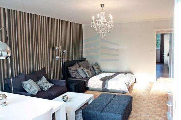 Bild 2: 3-Zimmer möblierte Wohnung mit Top-Ausstattung in München, Bogenhausen