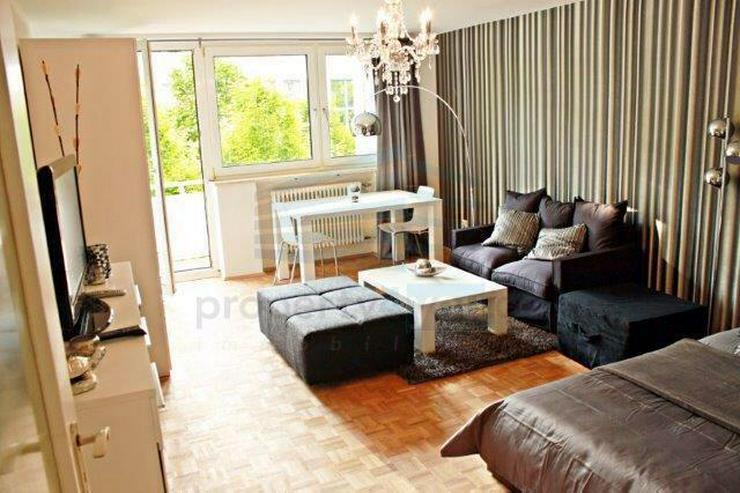 Bild 4: 3-Zimmer möblierte Wohnung mit Top-Ausstattung in München, Bogenhausen