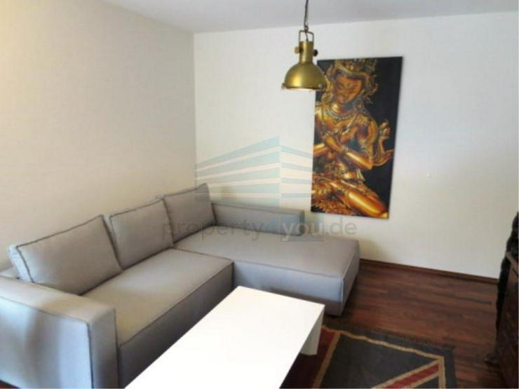 Bild 4: Exklusiv eingerichtetes Lifestyle-Apartment mit Terrasse und Stellplatz in München - Pasi...