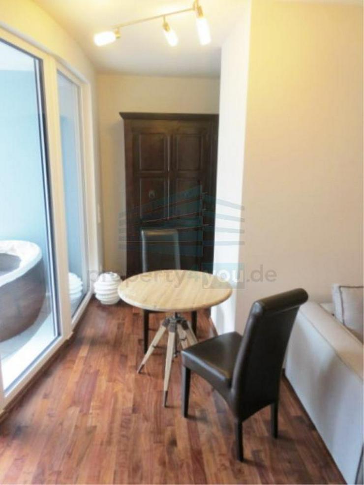 Bild 3: Exklusiv eingerichtetes Lifestyle-Apartment mit Terrasse und Stellplatz in München - Pasi...