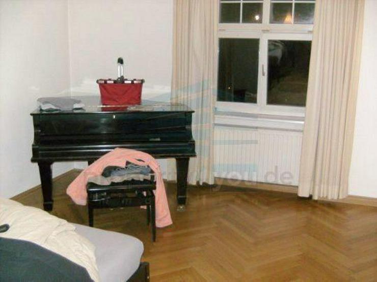 Bild 3: Möblierte 3 Zimmer Wohnung, mit Wohnküche und großem Balkon in Schwabing