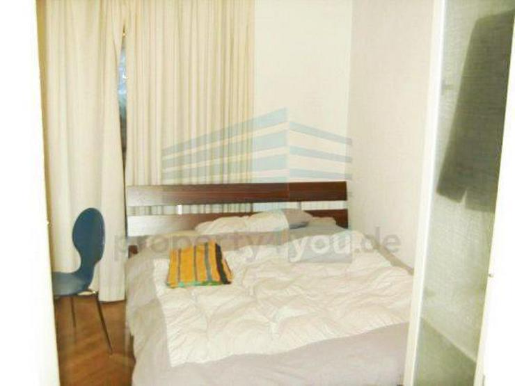 Bild 4: Möblierte 3 Zimmer Wohnung, mit Wohnküche und großem Balkon in Schwabing