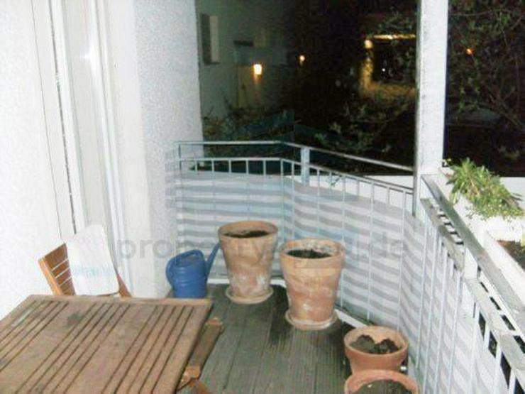 Bild 5: Möblierte 3 Zimmer Wohnung, mit Wohnküche und großem Balkon in Schwabing