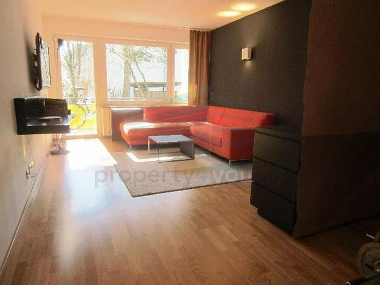 Bild 2: Luxuriöse 3 Zimmer Wohnung auf Zeit mit integriertem Fitness in München-Obersendling