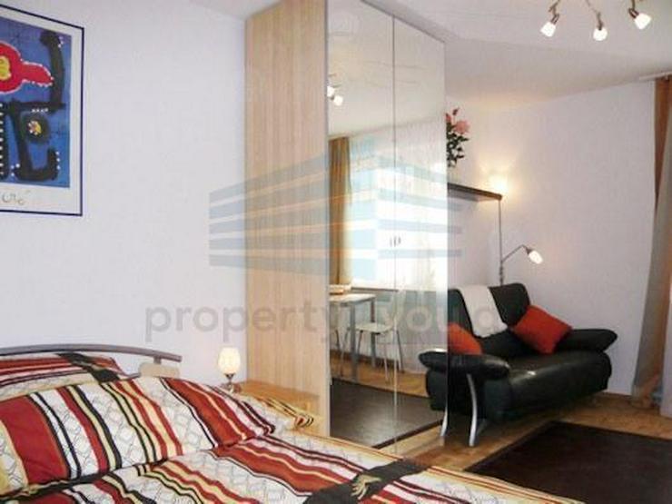 Bild 2: Praktisch möbliertes 1 Zimmer Apartment in München-Schwabing