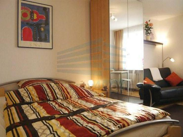 Praktisch möbliertes 1 Zimmer Apartment in München-Schwabing - Wohnen auf Zeit - Bild 1