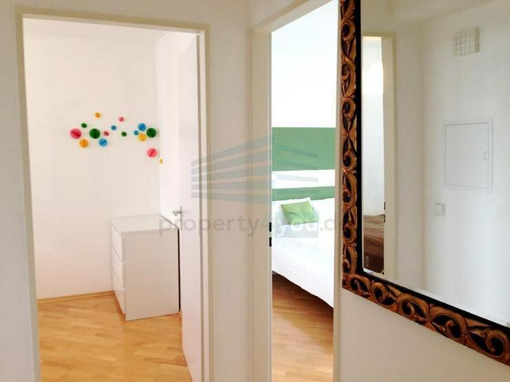 Bild 3: Moderne, sehr stilvoll eingerichtete, helle 3 Zimmer Wohnung, Neuhausen-Nymphenburg