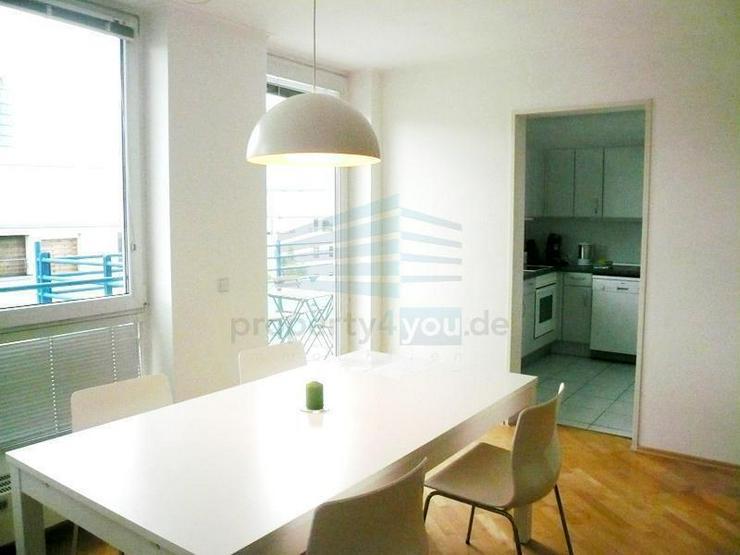 Bild 4: Moderne, sehr stilvoll eingerichtete, helle 3 Zimmer Wohnung, Neuhausen-Nymphenburg