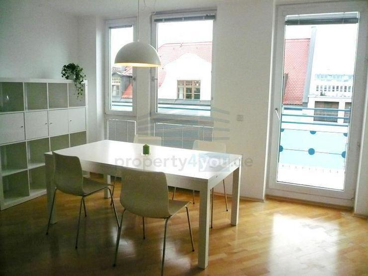 Bild 6: Moderne, sehr stilvoll eingerichtete, helle 3 Zimmer Wohnung, Neuhausen-Nymphenburg