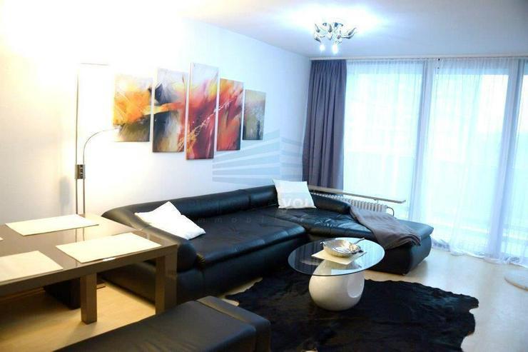 Sehr schönes möbliertes 2-Zimmer Wohnung / in München-Moosach - Wohnen auf Zeit - Bild 3