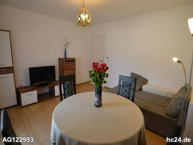 Möblierte 2 Zimmer-Wohnung in Lörrach, befristet - Bild 1