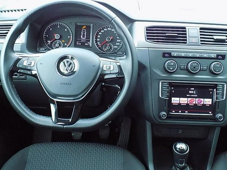 Bild 6: VW Caddy Maxi 2,0 TDI Navi Einparkhilfe 7-Sitze