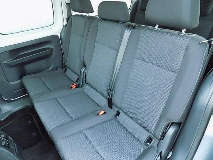 Bild 11: VW Caddy Maxi 2,0 TDI Navi Einparkhilfe 7-Sitze