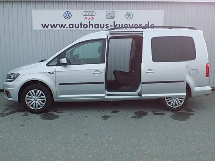 Bild 5: VW Caddy Maxi 2,0 TDI Navi Einparkhilfe 7-Sitze