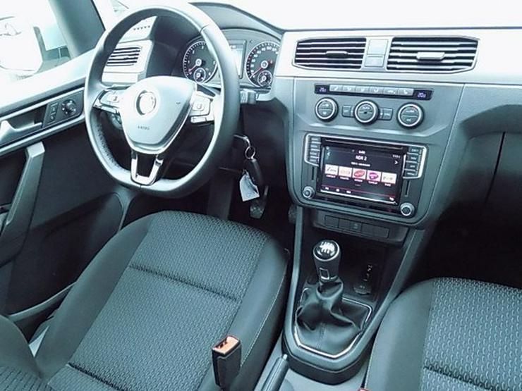 Bild 7: VW Caddy Maxi 2,0 TDI Navi Einparkhilfe 7-Sitze