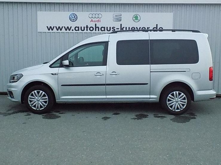Bild 3: VW Caddy Maxi 2,0 TDI Navi Einparkhilfe 7-Sitze