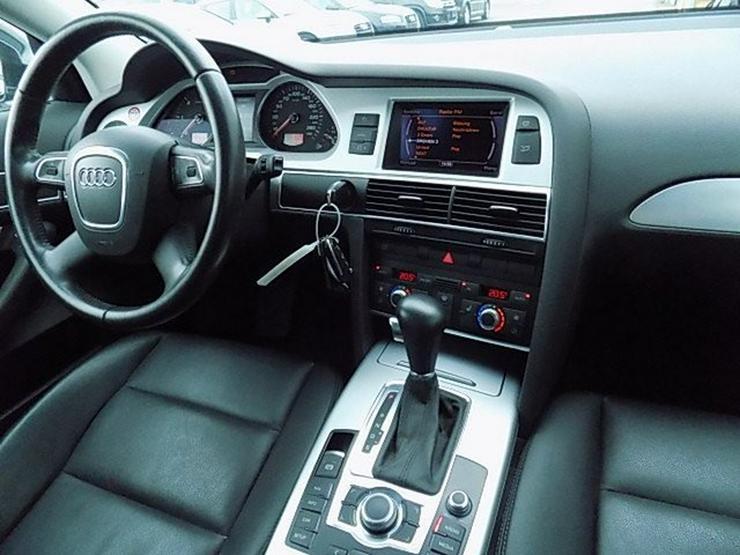 Bild 6: AUDI A6 2,0 TDI Multitronic Navi Leder Tempomat Xenon
