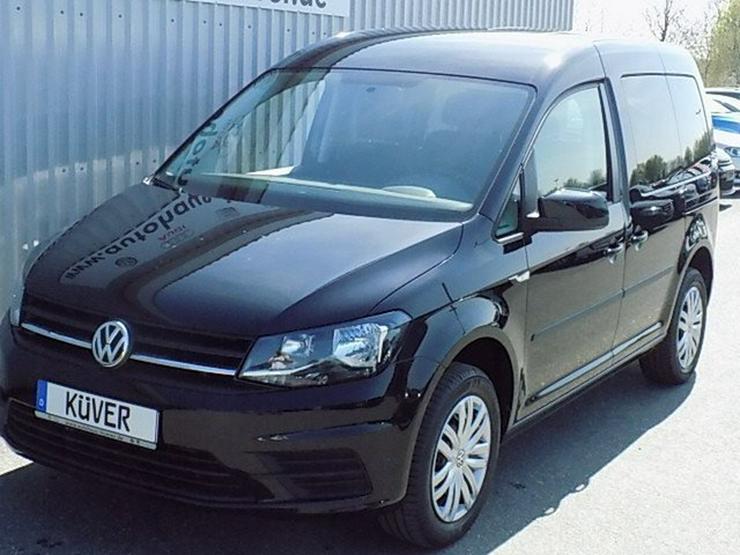 Bild 2: VW Caddy 1,4 TSI DSG Navi Klima Einparkhilfe SHZ