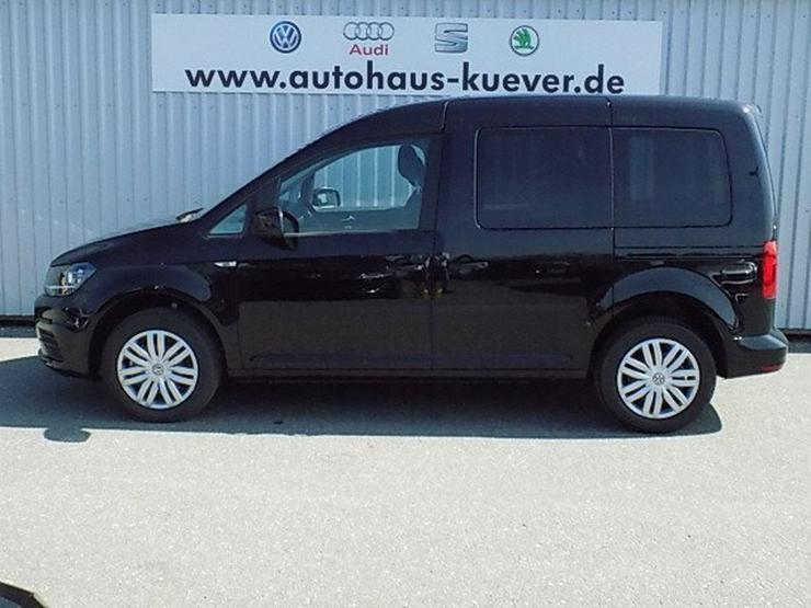 Bild 3: VW Caddy 1,4 TSI DSG Navi Klima Einparkhilfe SHZ