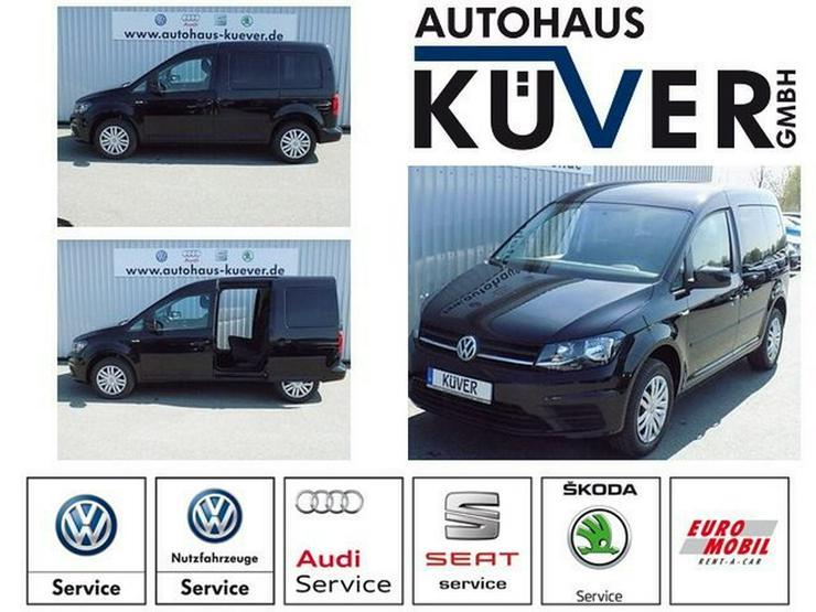 VW Caddy 1,4 TSI DSG Navi Klima Einparkhilfe SHZ