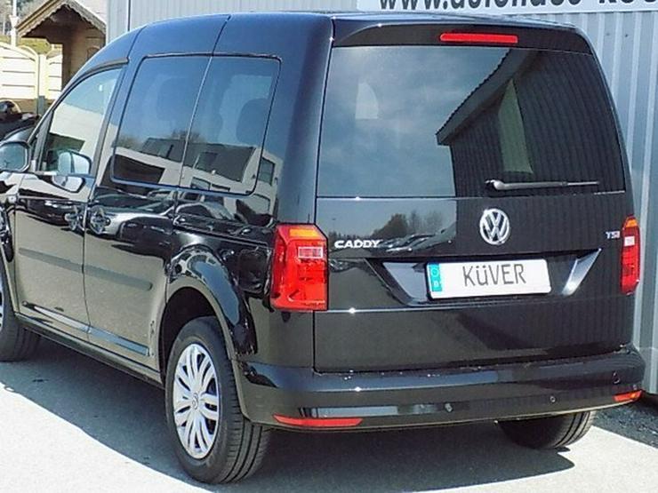 Bild 5: VW Caddy 1,4 TSI DSG Navi Klima Einparkhilfe SHZ