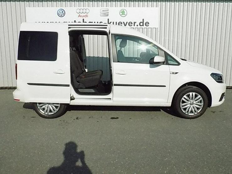 Bild 4: VW Caddy 1,4 TSI DSG Navi Klima Einparkhilfe SHZ