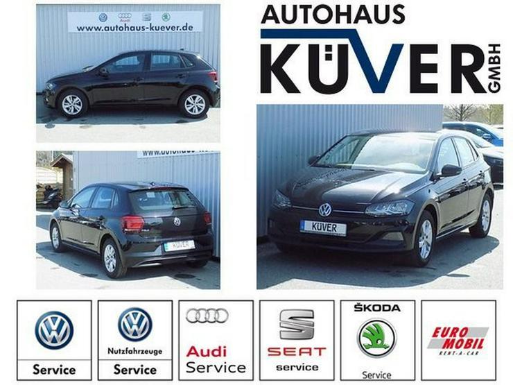 VW Polo 1,0 Comfortline Navi SHZ Neues Modell