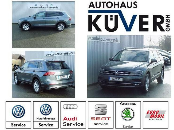 VW Tiguan Allspace 2,0 TDI Highline DSG AHK 7-S