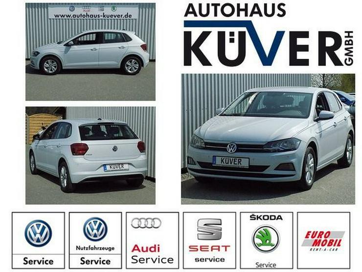 VW Polo 1,0 TSI Comfortline Navi Klima Sitzheizung