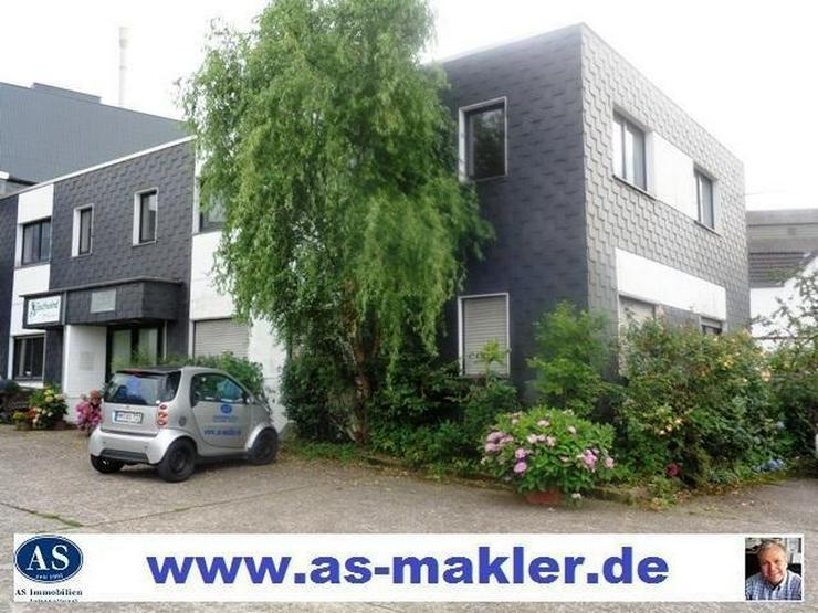 Wohnen und Arbeiteb möglich., ca. 230 qm Bürohaus mit eigene Eingang und Parkplätze zu ...