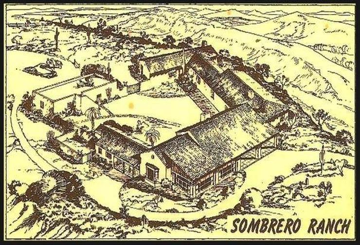 Sombrero Ranch (Landhaus) auf 80.000 m² Land (Bauland) zu verkaufen!