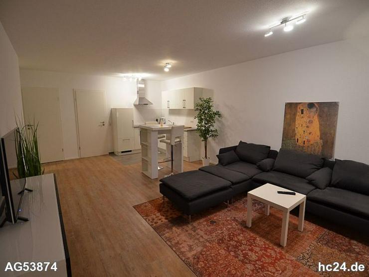****ERSTBEZUG!!! Neu möblierte Wohnung im Neubau mit Aussicht in Blaubeuren - Wohnen auf Zeit - Bild 1