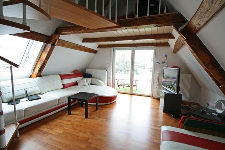 Bild 2: NEU - Traum für Individualisten: Außergewöhnliche Maisonette-Wohnung!