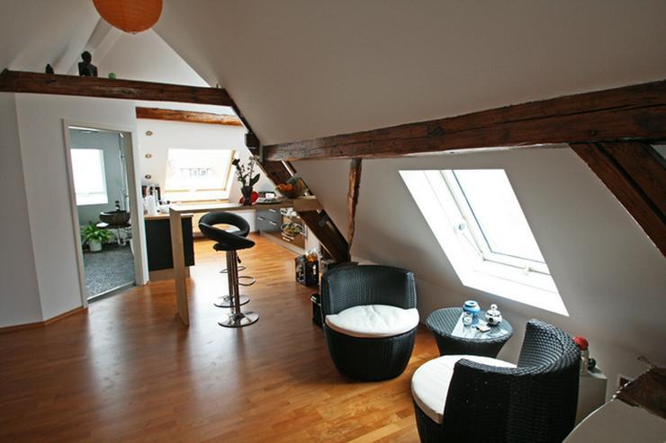 Bild 8: NEU - Traum für Individualisten: Außergewöhnliche Maisonette-Wohnung!