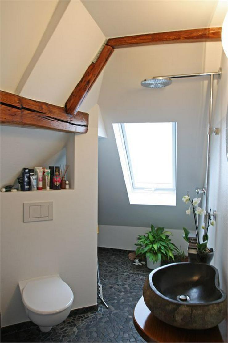 Bild 10: NEU - Traum für Individualisten: Außergewöhnliche Maisonette-Wohnung!
