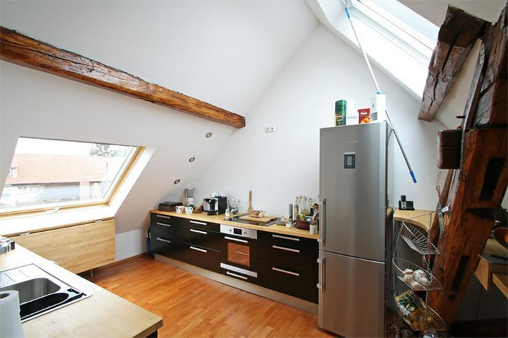 Bild 5: NEU - Traum für Individualisten: Außergewöhnliche Maisonette-Wohnung!