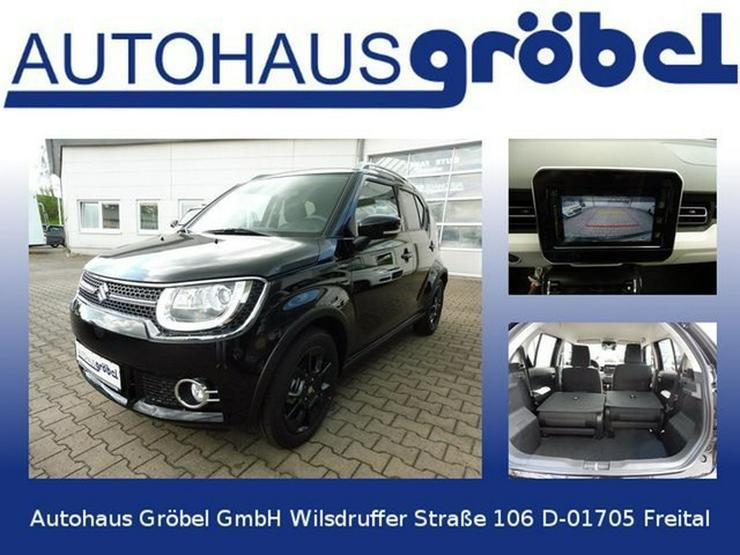 SUZUKI Ignis 1.2 Comfort+ AGS Navi Sitzheiz. Klimaauto.