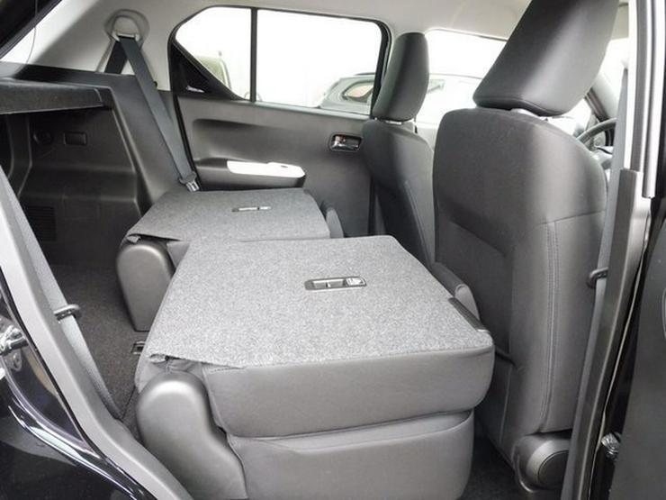 Bild 6: SUZUKI Ignis 1.2 Comfort+ AGS Navi Sitzheiz. Klimaauto.