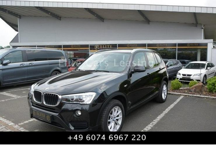 BMW X3xDrive20d xLine NaviProf/LED/LedBeige/Keyless