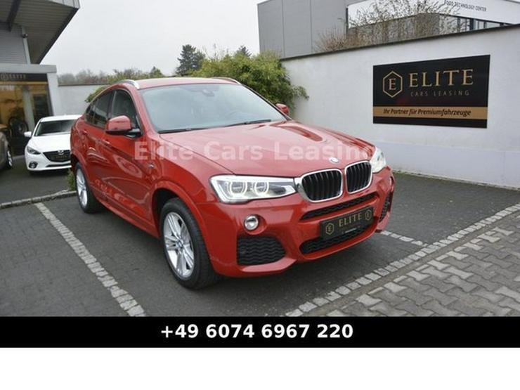 Bild 2: BMW X4 xDrive20d M Sportpaket NaviProf/LED/HuD/Soud