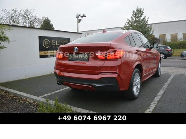 Bild 4: BMW X4 xDrive20d M Sportpaket NaviProf/LED/HuD/Soud