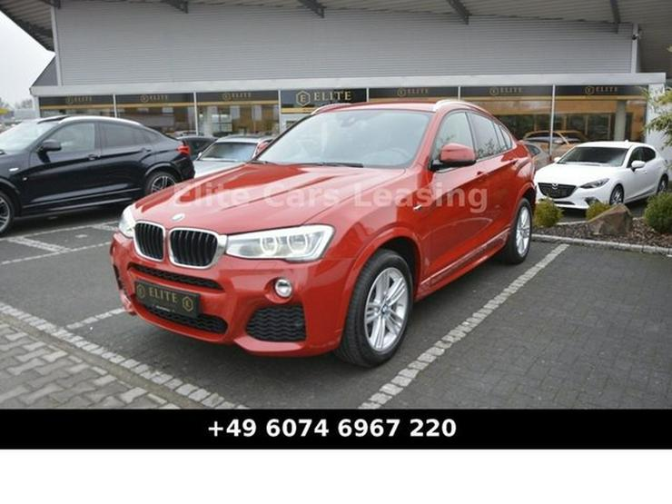 BMW X4 xDrive20d M Sportpaket NaviProf/LED/HuD/Soud